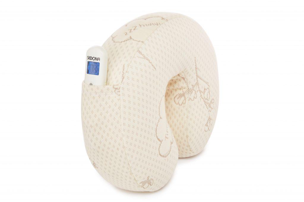 Sedona Wellness PEMF travel pillow