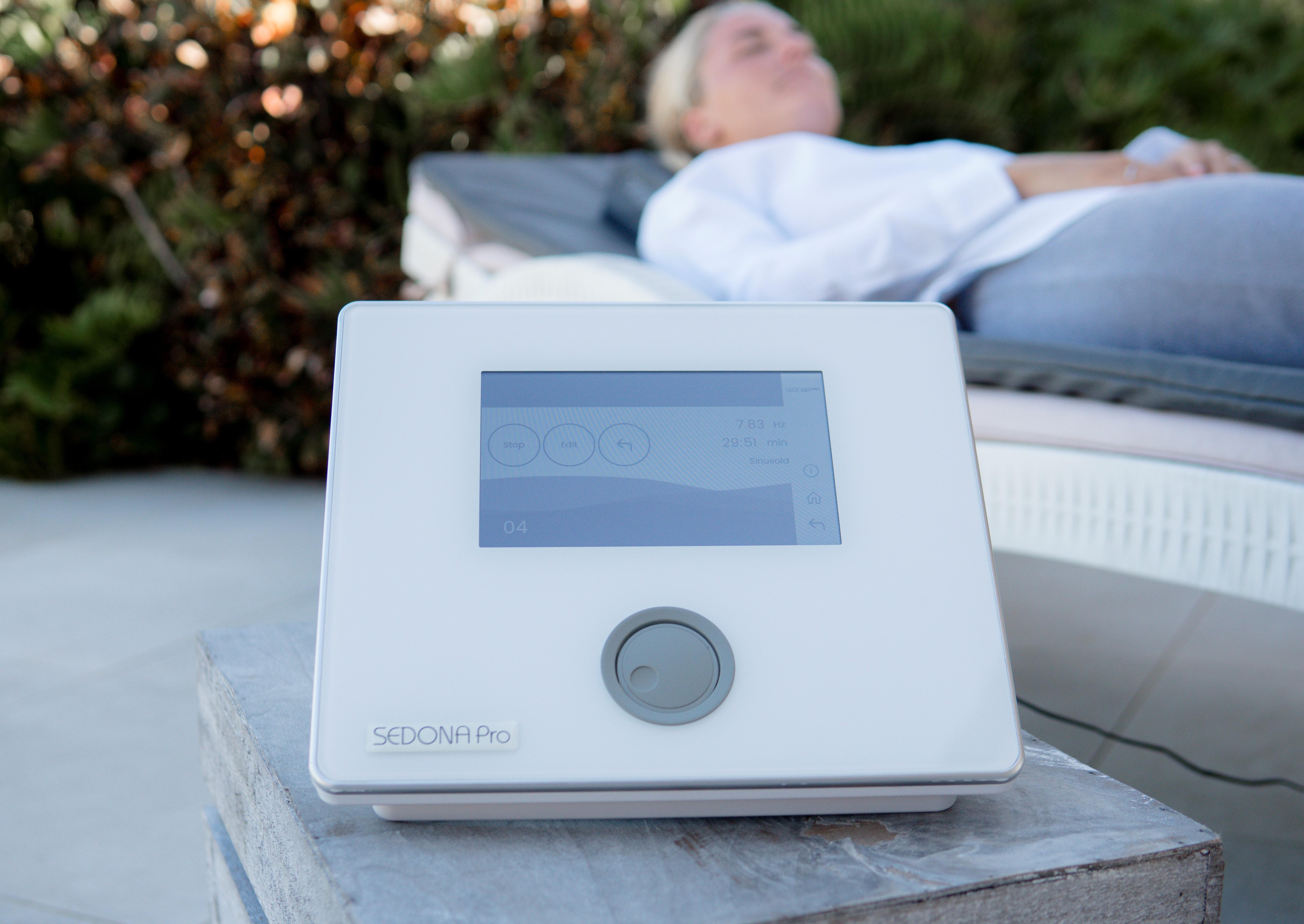 Sedona Wellness PEMF controller picture